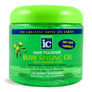 Fantasia IC Olive Oil Styling Gel 16 oz
