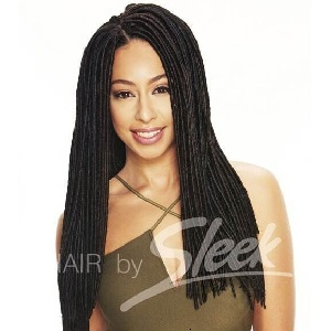 Sleek Jamaica Faux Locks 18