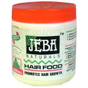 JEBA NATURAL HAIR FOOD 385g