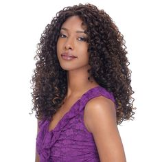 Sensationnel Synthetic Lace Front Wig Empress Edge Jenna