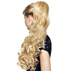 Sleek Hair Couture Lilacs Synthetic PonyTail