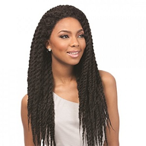 CALYPSO TWIST BRAID LACE FRONT WIG