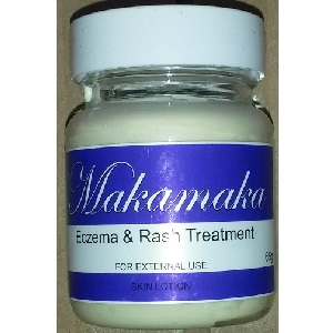 Makamaka Eczema & Rash Treatment 65g