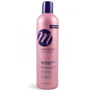 Motions Oil Moisturizer Hair Lotion 12oz