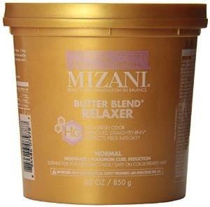 Mizani Butter Blend HG Relaxer Normal 30 oz/850g