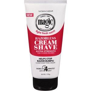 Magic Shaving Cream Extra Strength 6oz