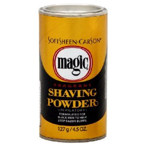 Magic Shaving Powder Gold 4.5 oz