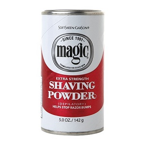 Magic Shaving Powder Red 5 oz