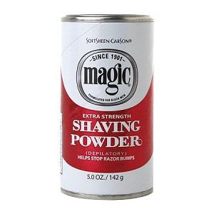 Magic Shaving Powder Red 5 oz