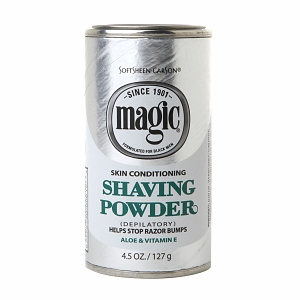 Magic Shaving Powder Platinum 4.5 oz