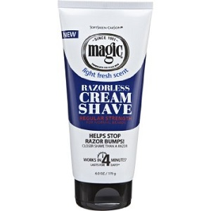 Magic Shaving Cream Regular 6oz