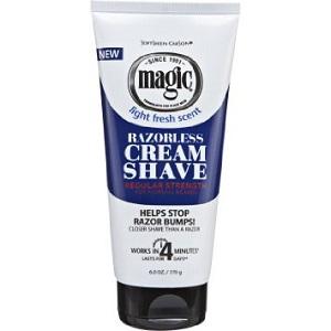 Magic Shaving Cream Regular 6oz