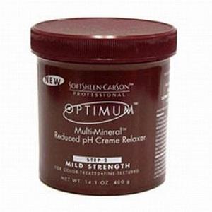 Optimum Care Multi-Mineral Relaxer Mild Jar 14 oz