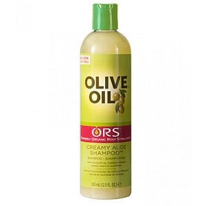ORS Creamy Aloe Shampoo 12.5 Oz