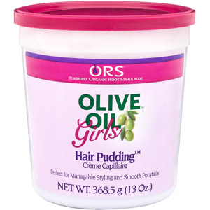 ORS Olive Oil GIRLS Hair Pudding - 13oz