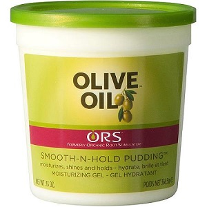 ORS Olive Oil - Smooth N Hold Pudding 13 oz