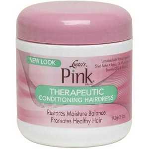 Pink Therapeutic Conditioning Hairdress – 5.5 oz