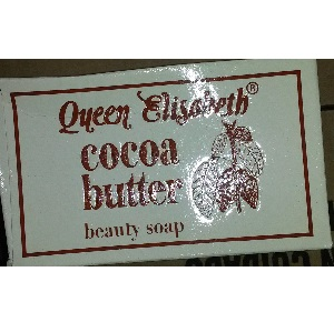 Queen Elisabeth Cocoa Butter Beauty Soap 200g