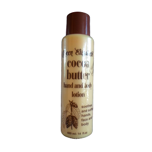 Queen Elisabeth Cocoa Butter Hand & Body Lotion 400ml
