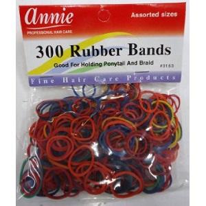 12x T&G Rubber Bands 275pcs - Assorted (1 dozen)