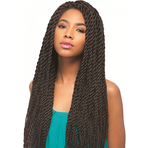 Empress Synthetic SENEGAL ROPE BRAID Lace Wig