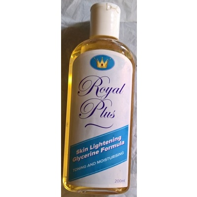 Royal Plus Skin Lightening Glycerine 200g