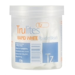 TruLites Bleaching Powder Rapid White 80g