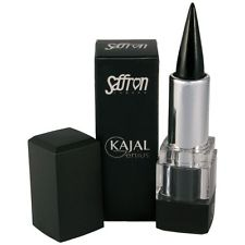 Saffron Kajal Genius Black Twist Up Eyeliner
