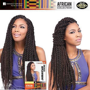 African Collection Jamaican Locks 44