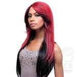 Sensationnel Synthetic Lace Front Wig Empress Edge Erin
