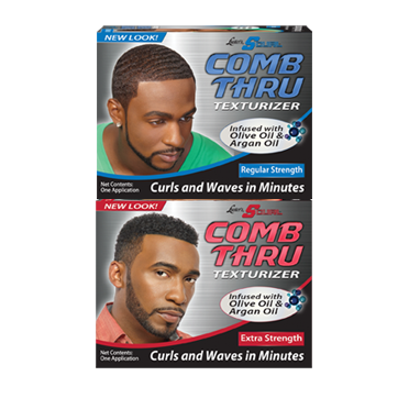 Scurl Comb-Thru Texturizer Extra Kit 1APP