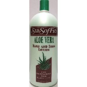 Sta Sof Fro Aloe Vera Hand Body Lotion 33.8oz