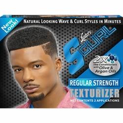 Scurl Comb-Thru Texturizer Regular Kit 2APP