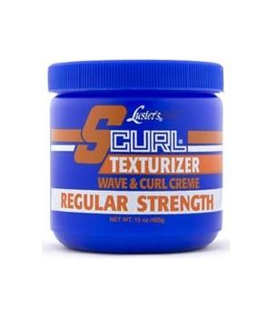 SCurl Texturizer Wave & Curl Creme Regular Strength