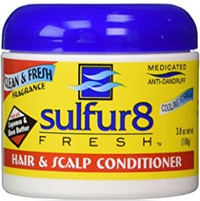 Sulfur 8 Fresh Hair & Scalp Conditioner 108g