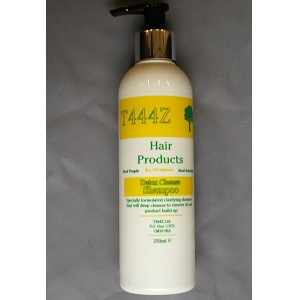 T444Z Detox Cleanse Shampoo 250ml