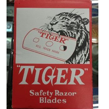 TIGER Safety Razor Blades (100 pieces)