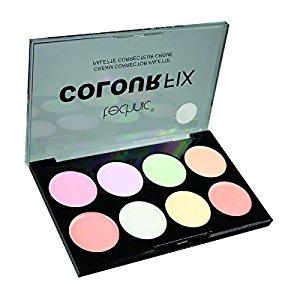 Technic Colour Fix Cream Corrector Palette 8x 3.5g