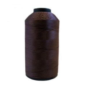 Hair Weaving Thread 1500 yards - Brown (Large)