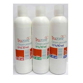 Truzone 12% - 40 Vol Cream Peroxide  250ml
