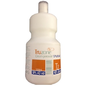 Truzone 12% - 40 Vol Cream Peroxide  1000ml