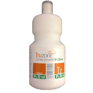 Truzone 9% - 30 Vol Cream Peroxide  1000ml