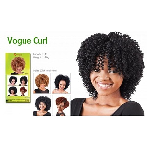 X-PRESSION VOGUE CURL WEAVE