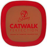 W7 Ebony Catwalk Perfection Cream To Powder Foundation 6g