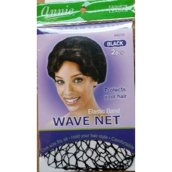 Annie Wave Net - Black