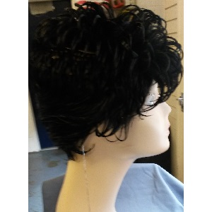 Noble Gold Synthetic Betty Wig