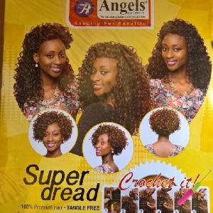Angel Super Dread Crochet Braid