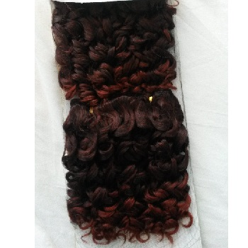 X-PRESSION CUTE CURL WEAVE