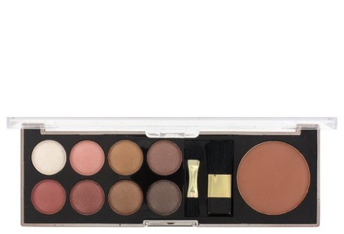 SUNkissed Eye Palette & Bronzer Everyday Glamour 8.0g