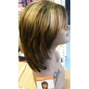 Noble Gold Synthetic Honey Wig